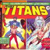 The Titans #2, 1st November 1975. Published by Marvel Comics Group for the U.K.