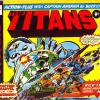 The Titans #4, 15th November 1975. Published by Marvel Comics Group for the U.K.