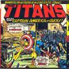 The Titans #6, 29th November 1975. Published by Marvel Comics Group for the U.K.