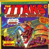The Titans #8, 13th December 1975. Published by Marvel Comics Group for the U.K.