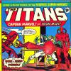 The Titans #10, 27th December 1975. Published by Marvel Comics Group for the U.K.