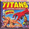 The Titans #11, 3rd January 1976. Published by Marvel Comics Group for the U.K.