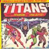 The Titans #12, 10th January 1976. Published by Marvel Comics Group for the U.K.