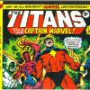 The Titans #14, 24th January 1975. Published by Marvel Comics Group for the U.K.