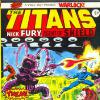 The Titans #15, 31st January 1975. Published by Marvel Comics Group for the U.K.