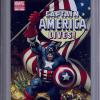 Captain America #41 (Oct 2008) CGC 9.8. Ape Variant.