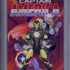 Captain America #6 (June 2013) CGC 9.8. Pasqual Ferry 1:20 'Many Armours of Iron Man' Variant Cover.